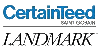 CertainTeed Landmark Logo